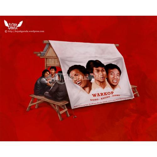 Jual Film Warkop DKI - Jakarta Barat