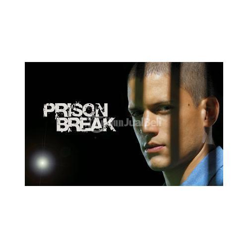 Jual TV SERIAL PRISON BREAK COMPLETE SEASON 1-4 - Jakarta Barat