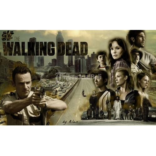 Jual [TV SERIES] THE Walking Dead - Jakarta Barat