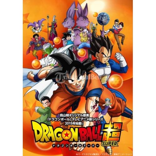 Anime Dragon Ball Dubbing Japan Subtitle Indonesia