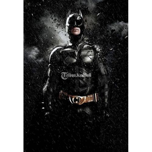 Kaset Film Blu-Ray Original The Dark Knight Rises Seken Normal Lancar - Jawa Barat