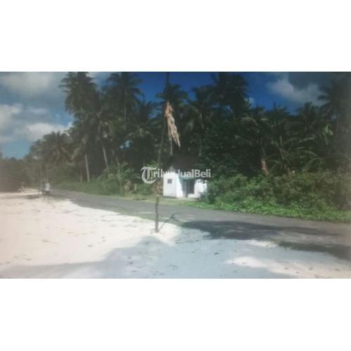 Dijual Tanah Strategis di Tepi Pantai Pasir Putih Karimunjawa Strategis Harga Murah - Jepara