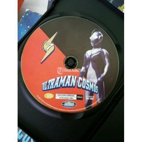 Kaset CD Antik VCD Original Ultraman Cosmos Ada 10 Judul Seken Normal Murah - Jakarta Timur