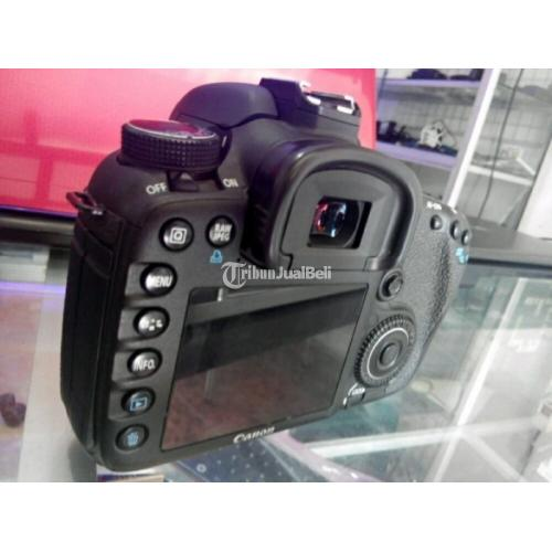 Kamera SemiPro Canon eos 7D Lensa 18-135mm Mulus sc 23rb - Yogyakarta