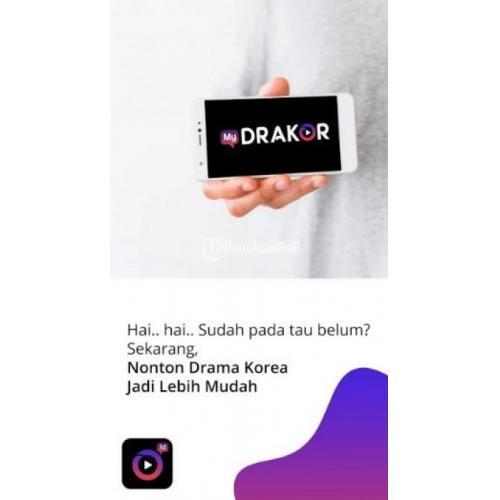Aplikasi MyDrakor Bebas Iklan Nonton Sepuasnya - Bandung