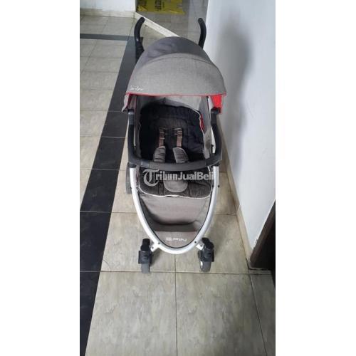 Stroller Bayi Murah Spin Cocolatte Bekas Mulus Normal Siap Pakai - Makassar