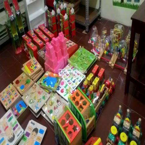 Paket APE BOP PAUD Mainan Edukatif TK SNI 2019 - Sleman