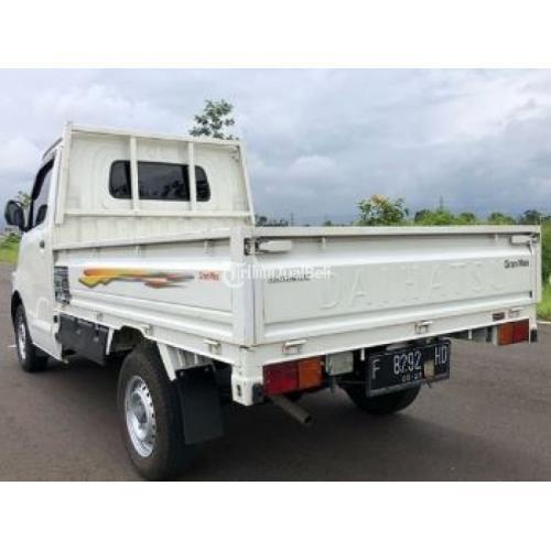Mobil Bekas Daihatsu Gran Max Pickup 1.3 2018 Low Km Mesin Sehat - Bogor