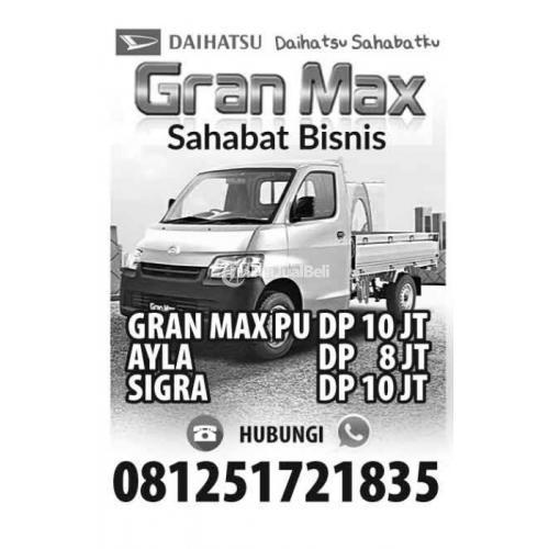 Paket Kredit Mobil Daihatsu Gran Max 2019 Murah Sahabat Bisnis Anda - Bekasi