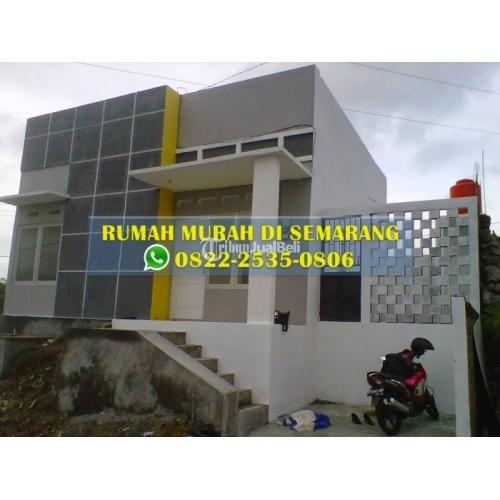 Dijual Rumah Modern Minimalis Pemandangan View Gunung Ungaran - Semarang