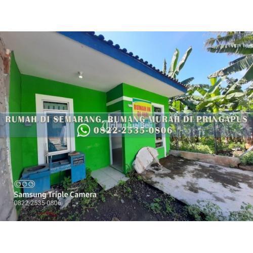 Jual Rumah Semarang, Rumah Murah Dekat Industri Pringapus - Semarang