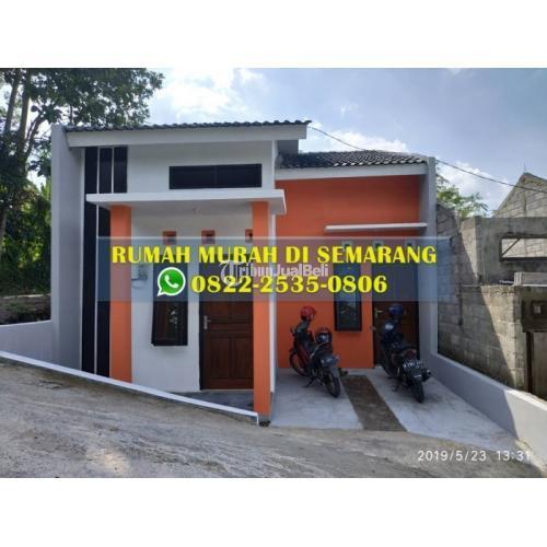 Jual Rumah Sejuk Minimalis Siap Dekat Wisata Religi Nyatnyono, Ungaran Barat - Semarang