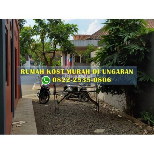 Jual Rumah Semarang, Rumah Kost Murah Dekat JATENG VALLEY Ungaran - Semarang