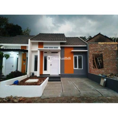 Dijual Rumah Modern MinimalisTipe 36 Murah Dekat Pintu Tol - Ungaran