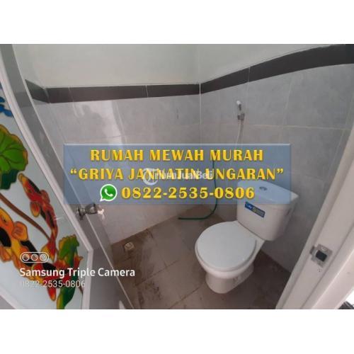 Dijual Rumah Idaman Type 36 Mewah Murah Dekat Pintu TOL - Ungaran