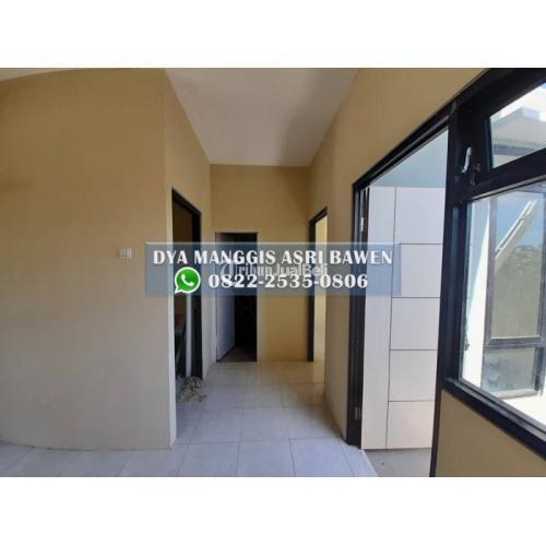 Dijual Rumah Tipe 36 Mewah Murah Dekat Pintu TOL Bawen Semaran - Ungaran