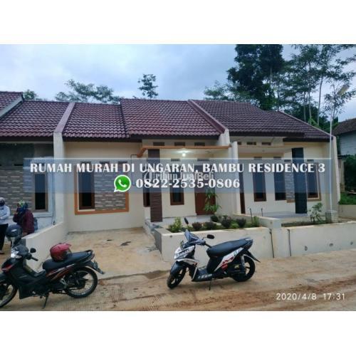 Dijual Rumah Ungaran Rumah Mewah Murah Dekat Pintu TOL Ungaran - Semarang