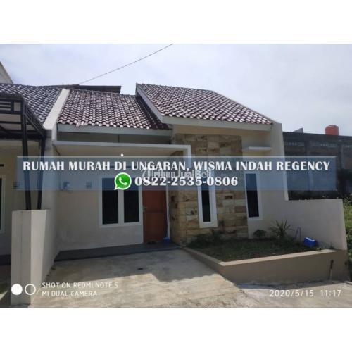 Dijual Rumah Minimalis Nyaman Mewah Murah Dekat Pintu TOL - Ungaran