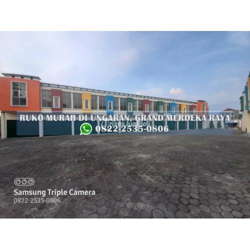 Dijual Rumah Ungaran, Ruko Murah di Ungaran Lokasi Strategis - Semarang