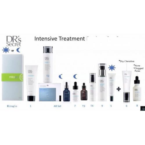 Skincare DRS Secret Glowing Skin Cantik Alami Tanpa Bedak - Tangerang