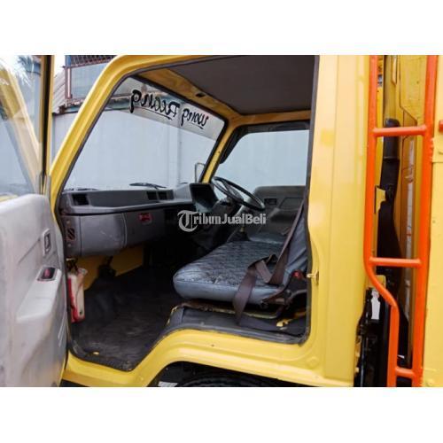 Mitsubishi FE349 Tahun 2002 Bekas Bagus Mesin Sehat Truk Sasis Aman - Jakarta Barat