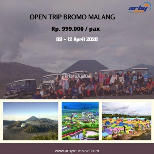 Special for April OPEN TRIP BROMO MALANG Makan Sampai 6 Kali - Jakarta Pusat