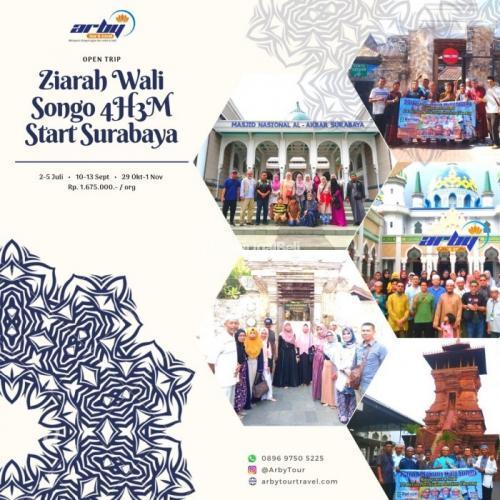 Open Trip Ziarah Walisongo Dari Surabaya