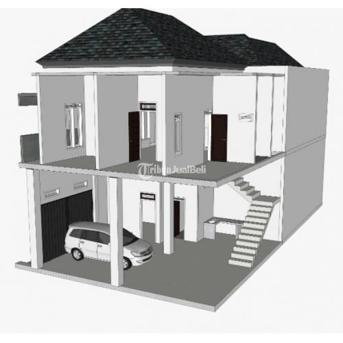 Dijual Rumah Minimalis Harga Murah Dekat Alun-2 Ungaran Sertifikat Ready - Ungaran