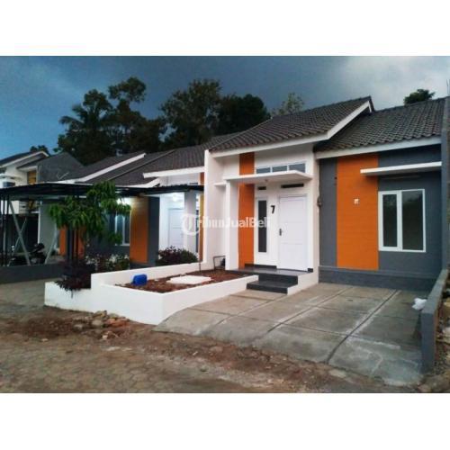 Dijual Rumah Modern Minimalis Murah Dekat Pintu Tol Ungaran - Semarang