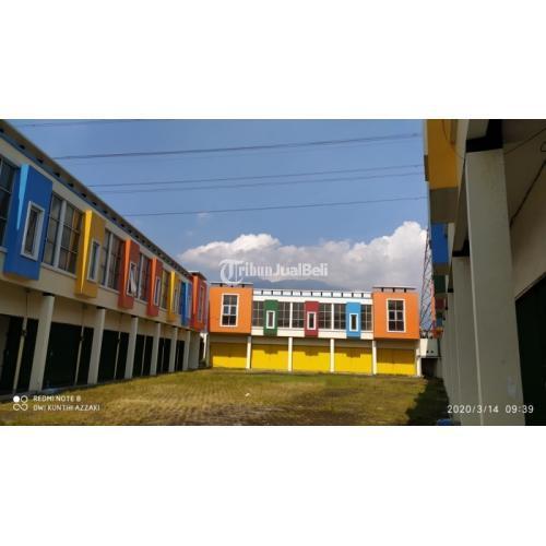 Dijual Rumah Toko Harga Murah Lokasi Strategis Free AC 1 Unit Air PDAM - Ungaran