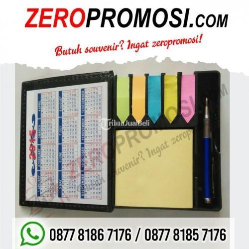 Souvenir Notepad Sticky Note kode 303 Promosi - Tangerang