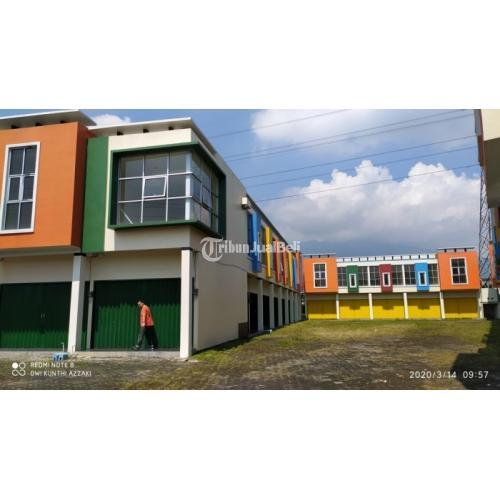 Dijual Ruko Baru Lokasi Strategis Harga Murah di Ungaran - Semarang