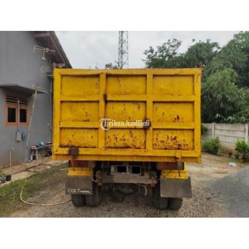 Dump Truck Mitsubishi HD 125 PS 2013 Surat Lengkap Harga Nego - Kepulauan Seribu