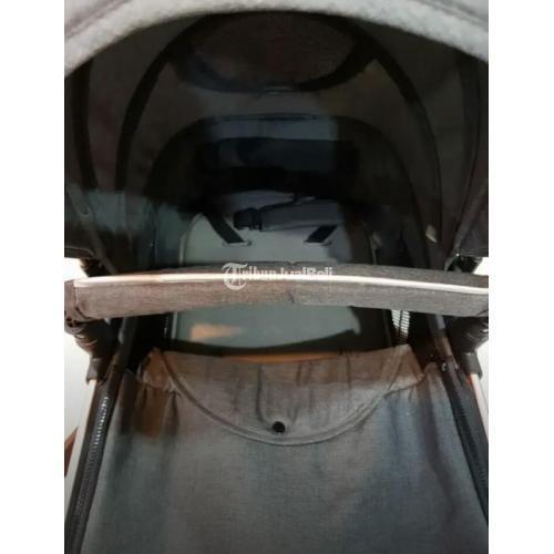 Stroller Pliko Arizona Bekas Maksimal BB 25Kg Full Canopy Cocok Untuk New Born -