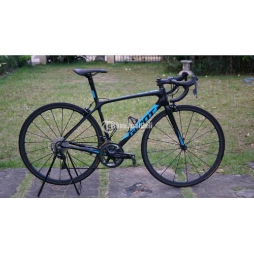 Road Bike Giant TCR SL Second Fungsi Normal Harga Nego - Denpaasar
