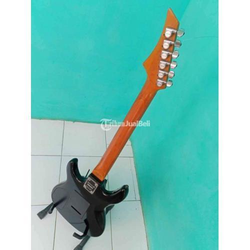 Gitar Listrik Samick Seri Artis STD Bekas Normal Made in Korea - Bogor