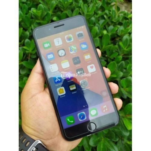 HP iPhone 7 Plus 128GB Fullset All Operator Bekas Fungsi Normal - Padang