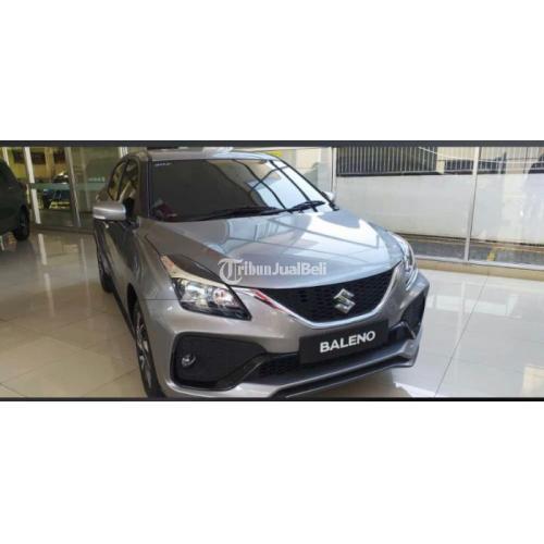 Mobil Suzuki Baleno 2021 Beragam Pilihan Bisa Kredit - Bandung