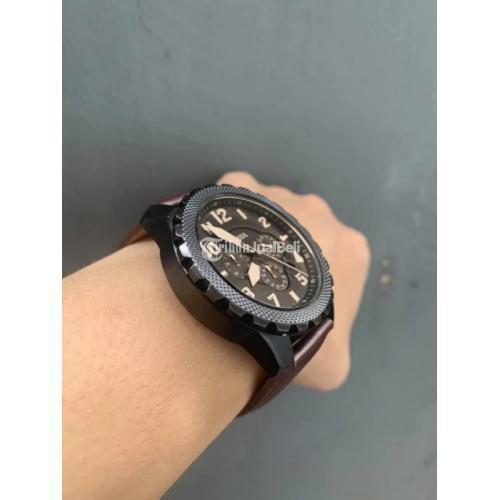 Jam Tangan FOSSIL FS5601 Original Bekas Mulus Normal Crono Aktif - Jakarta
