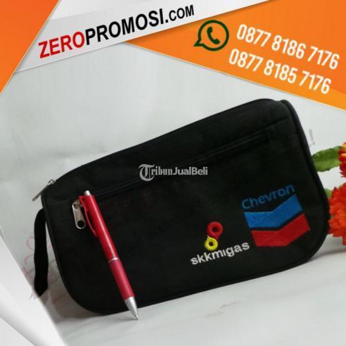 Produksi Souvenir Paket Seminar Kit Pouch Seri A Murah - Tangerang