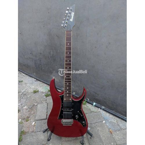 Gitar IbanezGio Original Upgrade EMG Active Pickups Bekas Mulus Siap Pakai - Sur