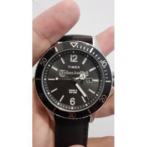 Jam Tangan Pria Timex Classic TW2R64400 Baru Original - Jember