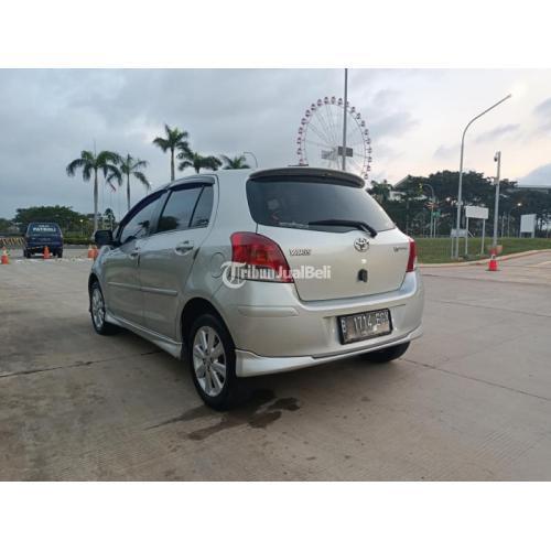 Mobil Toyota Yaris 1.5 S Limited Matic 2011 Bekas Pajak Panjang Harga Nego - Jakarta