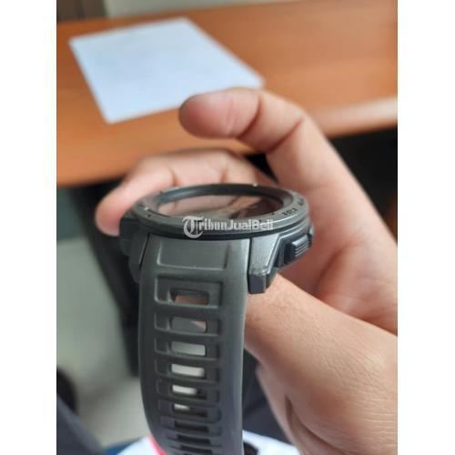 Jam Tangan Garmin Instinct Bekas Normal Lengkap Dusbuk - Sukabumi