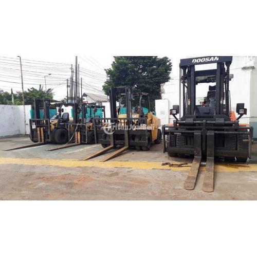 Sewa/Rental Forklift Cilangkap, Cijantung, KP.Rambutan - Jakarta Timur