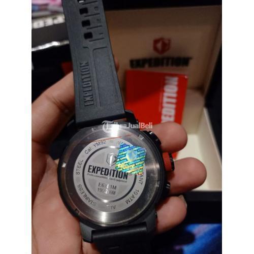 Jam Tangan Expedition e6781m Bekas Original Fullset No Minus - Bekasi
