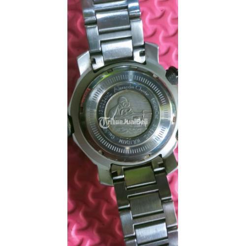 Jam Tangan Alexandre Christie Fathomone 6186 mc Bekas Normal - Batang