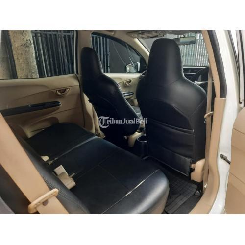 Mobil Honda Mobilio E CTV AT 2016 Putih Bekas Full Orisinil Nego - Bekasi