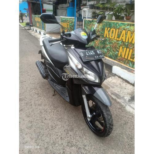 Motor Honda Vario CBS 110 2010 Bekas Surat Lengkap Body Mulus - Bandung