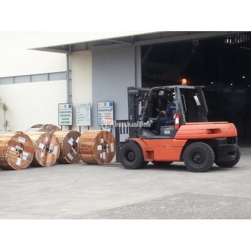 Sewa Rental Forklift Fatmawati, Pondok Indah, Pondok Pinang, Pangkalan Jati - Jakarta Selatan